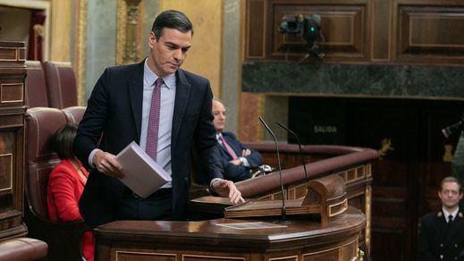 Sánchez anuncia la extensión del 'escudo social' contra la crisis de la pandemia y el fin del estado de alarma