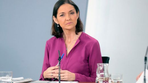 La ministra Reyes Maroto se marcharía a Madrid como vicepresidenta de un gobierno de Gabilondo
