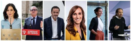 Cuenta atrás para el arranque oficial de la campaña electoral en Madrid