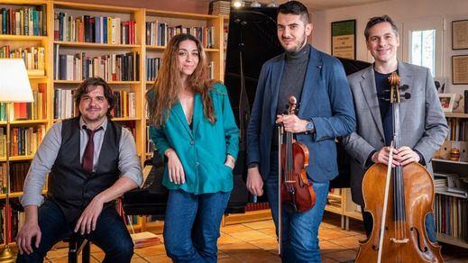 Sandra Carrasco inaugura una serie de conciertos de grandes y variados cantantes
