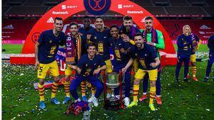 El Barça vence al Athletic y consigue su 31ª Copa del Rey