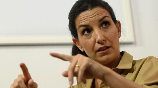 Entrevista a Rocío Monasterio: 'Los políticos, que se vayan a buscar trabajo, que no lo han hecho en su vida'