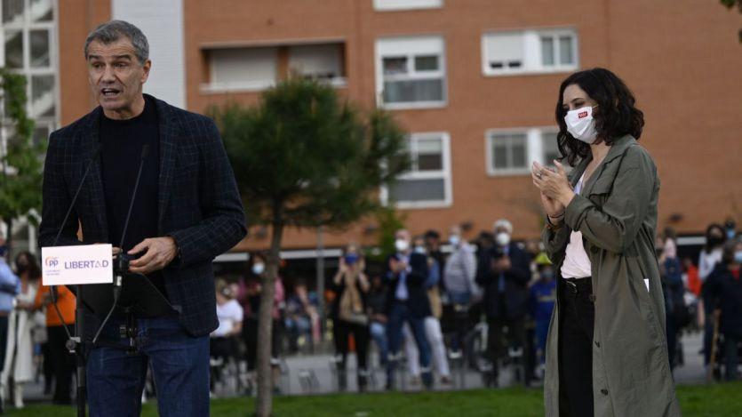 Arranca oficialmente la campaña electoral en Madrid por los comicios del 4-M