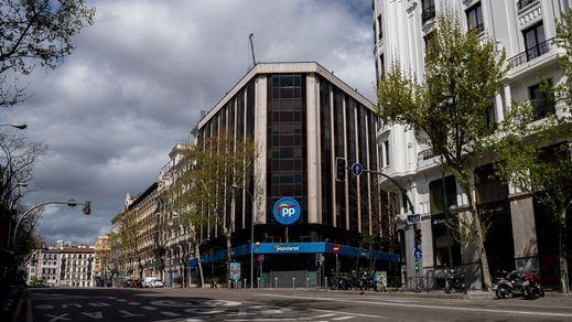 La nueva sede del PP estará cerca de Génova y será 'más pequeña' y 'económica'