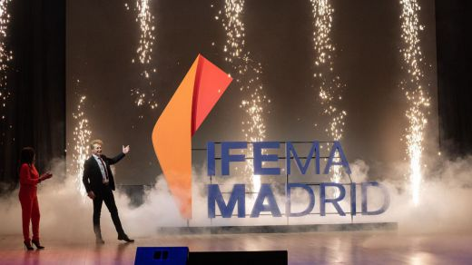 IFEMA MADRID desvela su nueva imagen de la mano del Mago Yunke