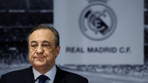 #EstamosContigoPresi: oleada de apoyos a Florentino Pérez tras la 'traición' de sus socios de la Superliga