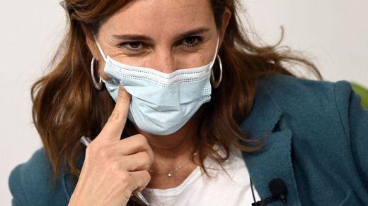 Entrevista a Mónica García: 'En Madrid hemos tenido una vacunación chapucera e irresponsable'