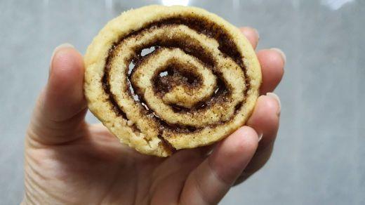Receta: galletas cinnamon rolls