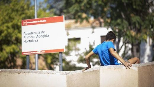 Los datos reales sobre los menores extranjeros (menas) no acompañados de Madrid
