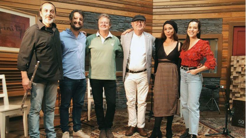'Flamenco & Classica', nueva obra maestra de José Luis Montón junto a otros grandes artistas (disfrute con el vídeo íntegro de este acto)