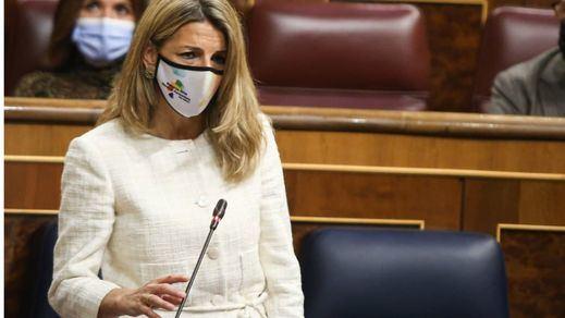 Nuevo rifirrafe de Yolanda Díaz a García Egea en el Congreso: ¿fue un repaso?