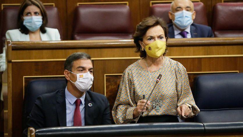 El Gobierno y el PSOE denuncian a Vox por un delito de odio por su cartel contra los menas