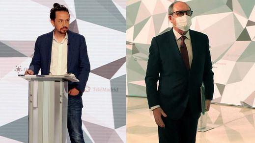Contracrónica del debate: el ofrecimiento sorpresa de Gabilondo a Iglesias y las peleas de Monasterio y Bal