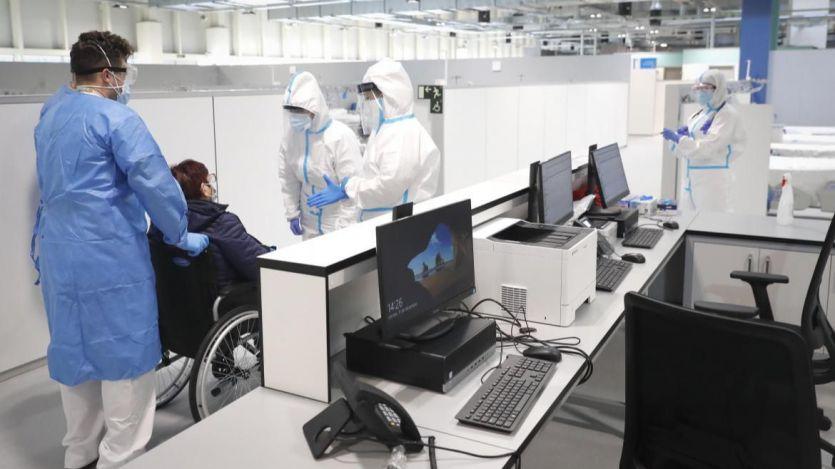 Sanidad notifica 10.814 nuevos casos de coronavirus y 132 muertes en la última jornada