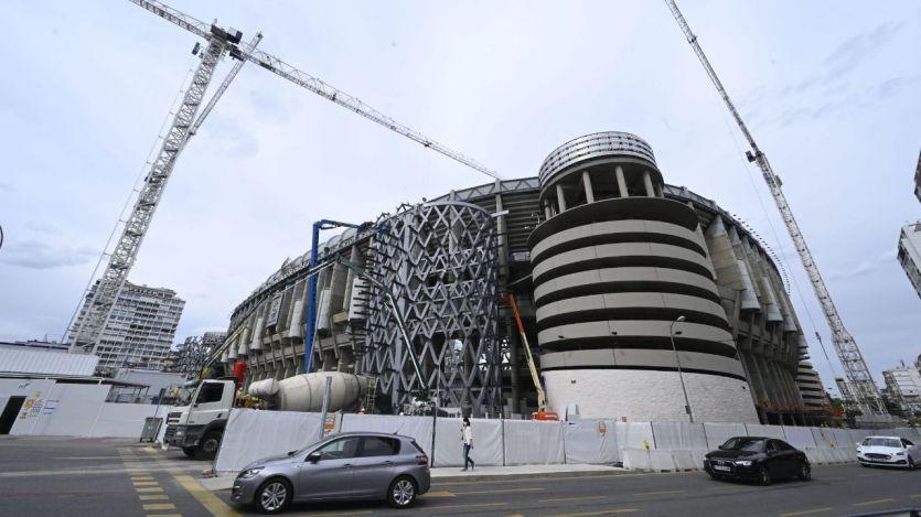 El túnel de Recoletos será reforzado en el tramo que discurre bajo el estadio Santiago Bernabéu
