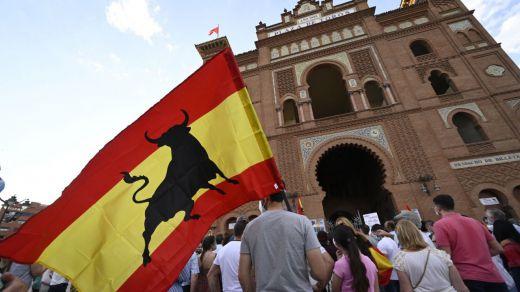 Vox le quita a Pacma el escenario electoral para el cierre de campaña en Madrid