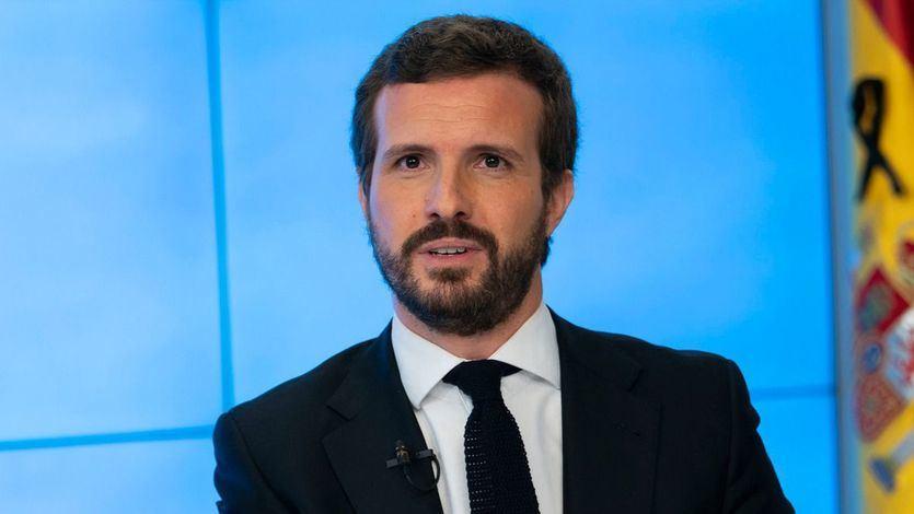 Casado denuncia que una ley del Gobierno publicada en el BOE contiene críticas al PP