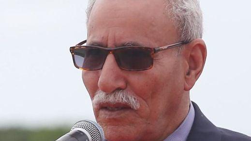 Brahim Gali líder del Frente Polisario