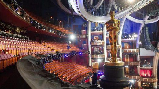 Hollywood, listo para los primeros premios Óscar 'pandémicos'
