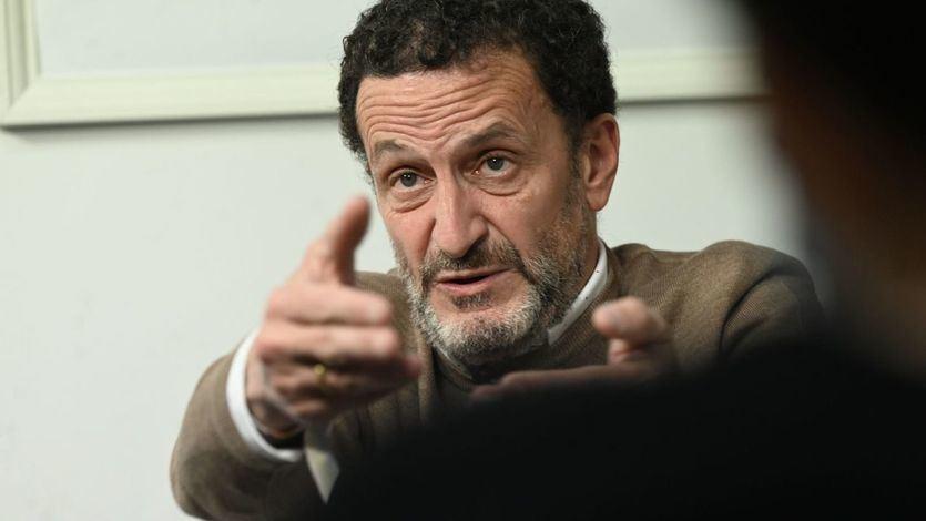 Edmundo Bal: 'La crispación va a llevar a que Ciudadanos sea decisivo de verdad'