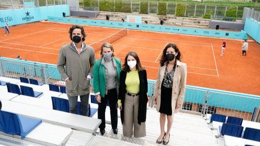 Mutua Madrid Open 2021: el tenis de primer nivel vuelve a la capital