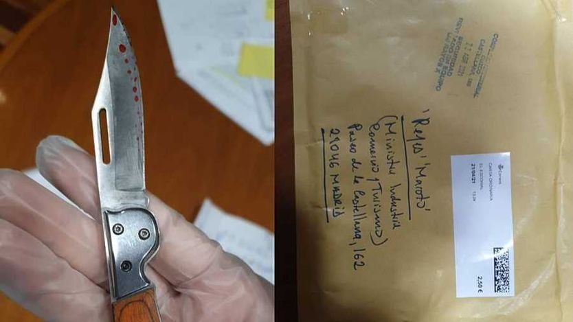 La Policía identifica al autor de las amenazas a la ministra Reyes Maroto