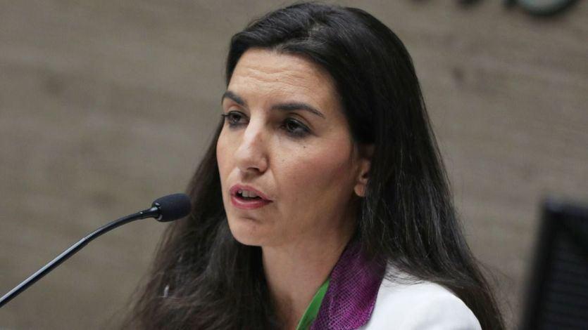 Rocío Monasterio: 'Un okupa está más protegido que un madrileño'