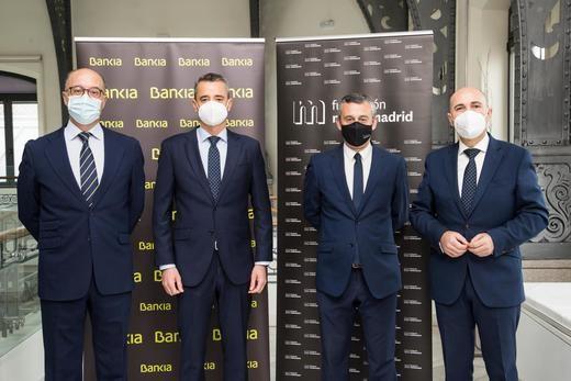 Bankia y Fundación Montemadrid destinarán 1,3 millones a proyectos sociales y medioambientales en Madrid y Castilla-La Mancha