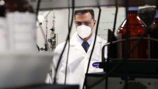 Esta semana España recibirá casi 4 millones de vacunas, sobre todo de Pfizer y AstraZeneca