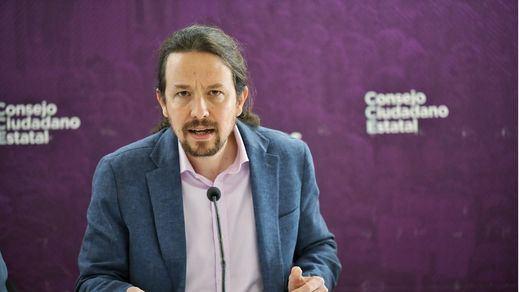 Iglesias desvela sus planes a partir de 2023, cuando dejará de ser el líder de Podemos