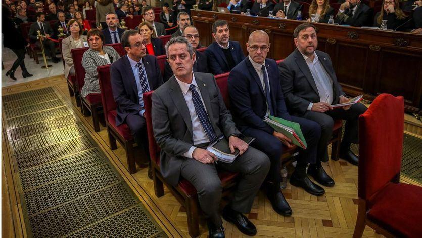 Dos magistrados del Constitucional consideran 'desproporcionadas' las penas por el delito de sedición en el procés