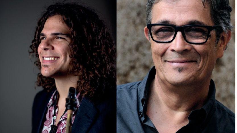 Conciertazo del mejor dúo dinámico actual del flamenco-jazz: incendiaria explosión musical de Chano Domínguez y Antonio Lizana