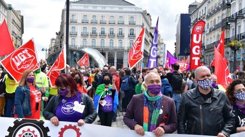 1º de mayo: los trabajadores conmemoran pese a la pandemia su día en 70 movilizaciones por todo el país