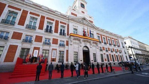 Un atípico Dos de mayo en Madrid, marcado por la pandemia y la campaña