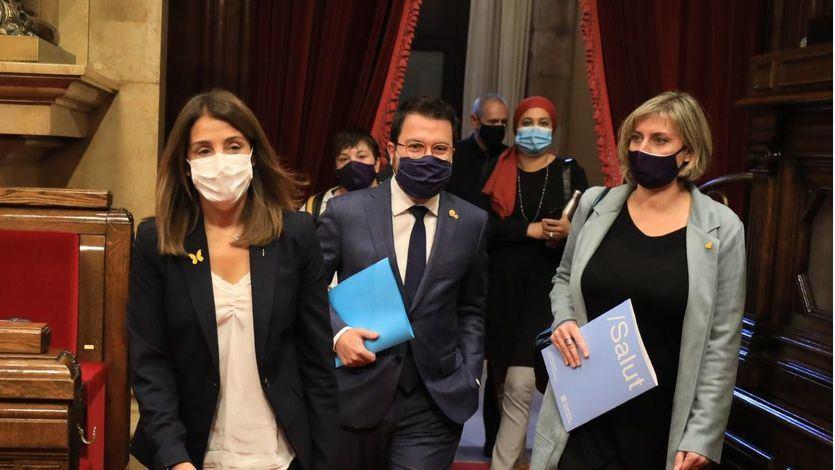 Las negociaciones de investidura en Cataluña, encalladas 77 días después de las elecciones