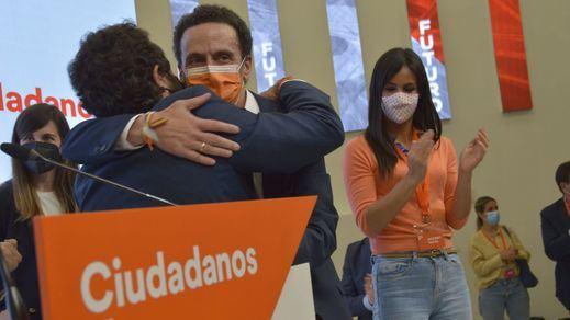 Los peores presagios se cumplen y Ciudadanos desaparece en Madrid