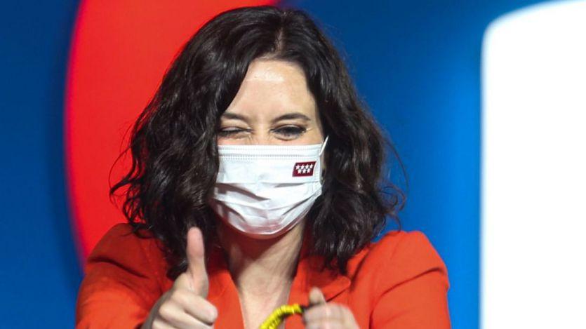 ¿Cuál es el techo de Ayuso?: su victoria en Madrid la sitúa para algunos en la lucha por la Moncloa