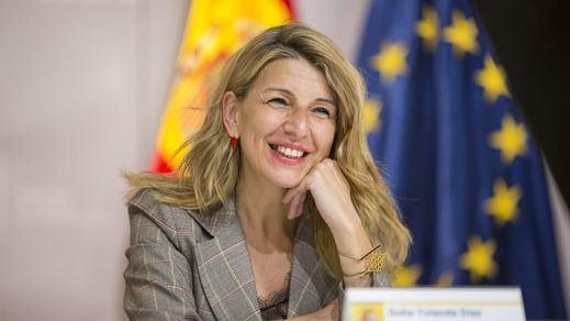 'A partir de este instante es el objetivo prioritario de una cacería': lo que le espera a Yolanda Díaz como sucesora de Iglesias