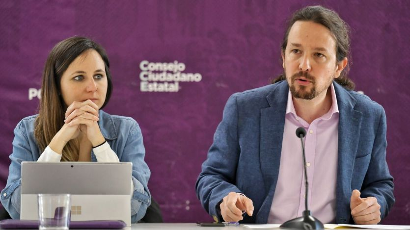 Y de repente... Ione Belarra: la ministra suena como alternativa a Yolanda Díaz para suceder a Pablo Iglesias en Podemos