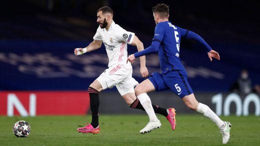 El Real Madrid evidencia el fin de ciclo en el peor momento: adiós a la Champions (2-0)