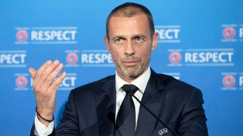 La UEFA estudia sancionar 2 años al Real Madrid, Barça y Juventus por la Superliga
