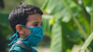 Radiografía de los niños que ingresan en la UCI debido al coronavirus
