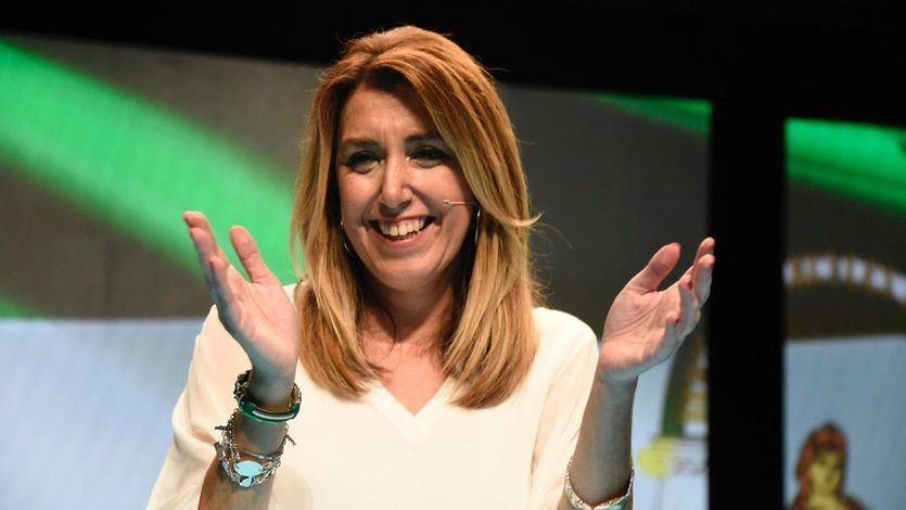 Susana Díaz confirma que se presentará a las primarias del PSOE andaluz