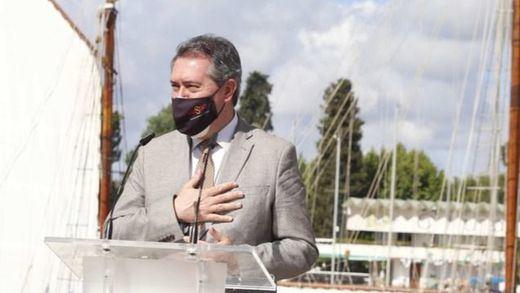 El alcalde de Sevilla, Juan Espadas, primer rival de Susana Díaz en las primarias andaluzas