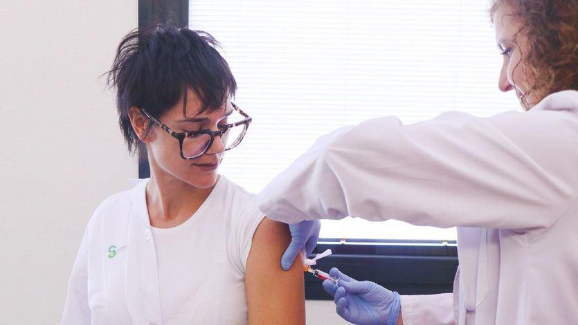 Nuevo hito en la campaña de vacunación: 574.014 dosis administradas en un día