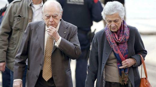 La mujer de Pujol, Marta Ferrusola, queda fuera de la causa judicial por motivos de salud