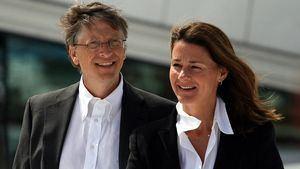 Bill Gates y su ex novia se iban juntos de vacaciones durante su matrimonio con Melinda