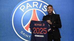 Se acabaron los rumores: Neymar renueva con el PSG hasta 2025