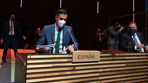 Sánchez plantea como cuestiones prioritarias para Europa la igualdad de género, el diálogo social y el empleo digno y de calidad
