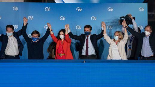 2 sondeos apuntan a un 'efecto Ayuso' a nivel nacional a favor del PP: ¿adiós al Gobierno del PSOE?